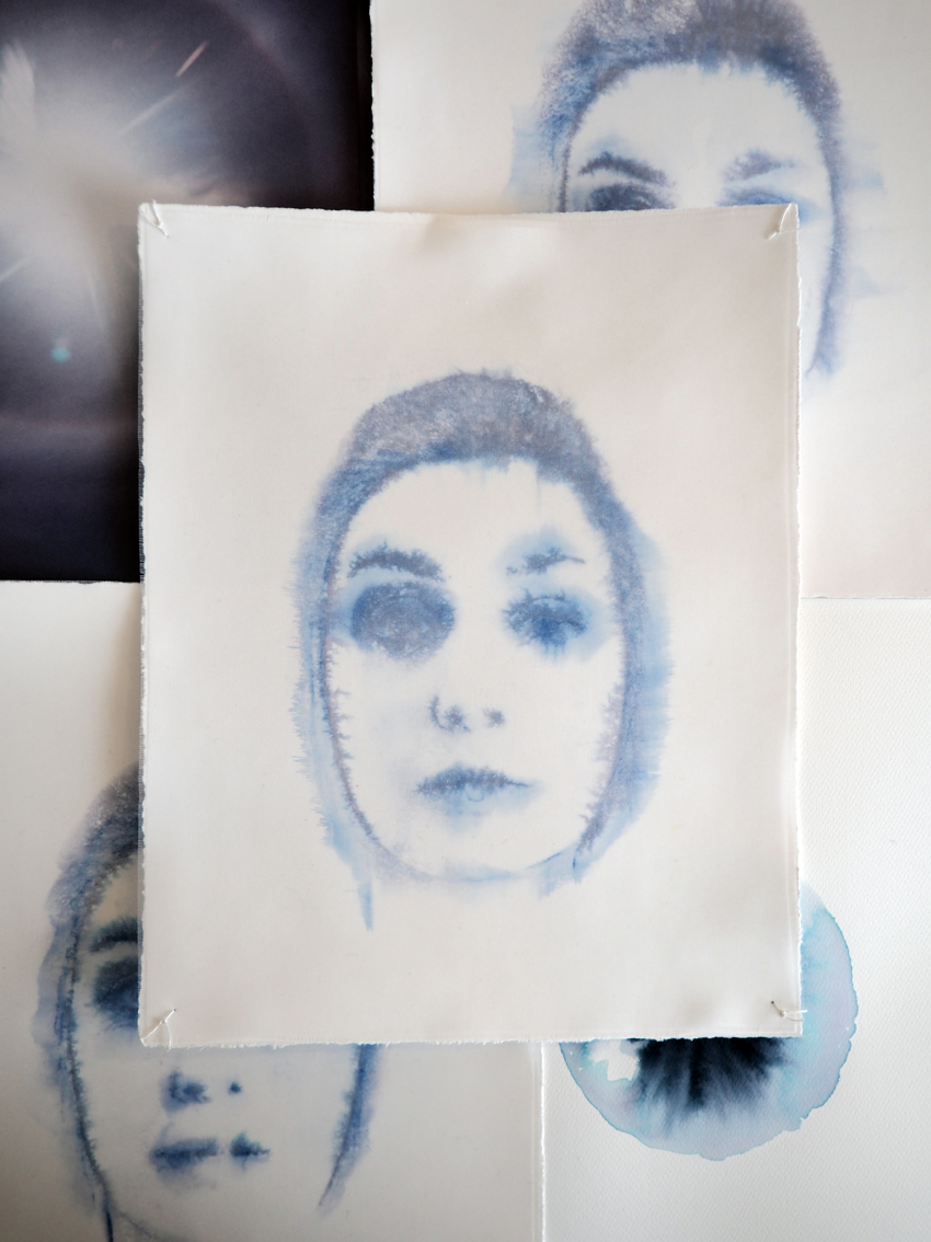 Federica Gonnelli, You're (not) h/alo/ne, 2020